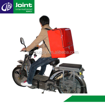21L Backpack Food Motorcycle Storage Box Motorcycle Cargo Box For Motorcycle