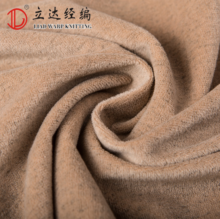 Factory Velboa Super Soft Polyester Wholesale Zhejiang Fabric Stock Lots