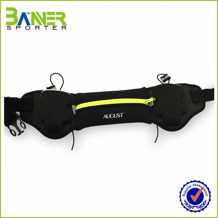 Unisex Fashional fitness waterproof pouch with waist strap