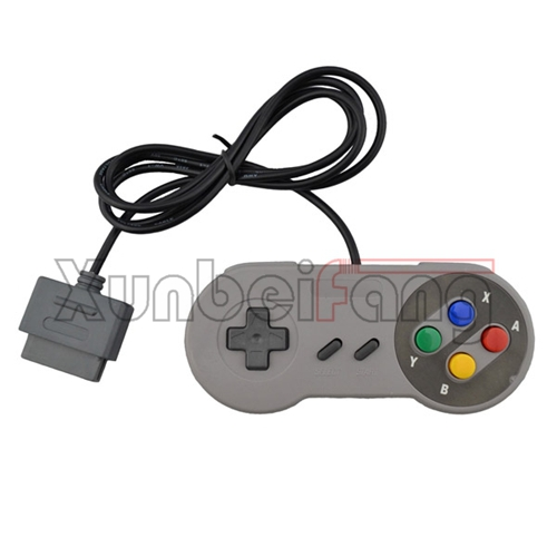 Factory Price For Snes Game <strong>Controller</strong>/joystick/joypad (Color Button)
