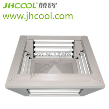 4 Way Supply Ceiling Air Diffuser Buy Air Louver Ceiling