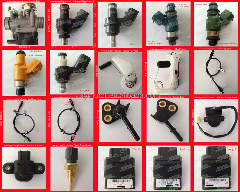 Original Motorcycle Spare Parts Thailand for Honda CBR