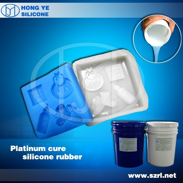 moulding silicone for crafts food grade silicone rubber mixing ratio 10:1 mould making silicone rubber