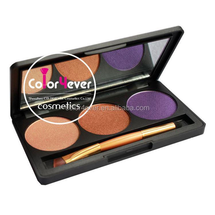Professional Eye Makeup Palettes 3color Makeup Factory ...