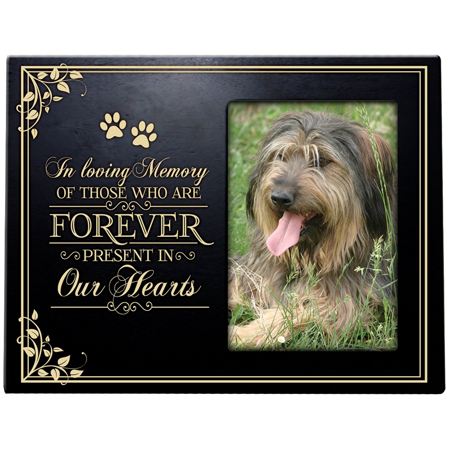 Buy Pet Memorial Sympathy Bereavement Photo Frame In Loving Memory ...