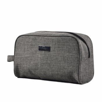 toiletry bag men portable cosmetic bag grey mens personalized toiletry bag e84e90cb97f39