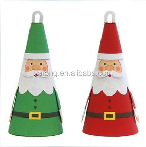 Xmas Cute Colorful Paper Hat - Buy Paper Hat,Paper Christmas Hat ...