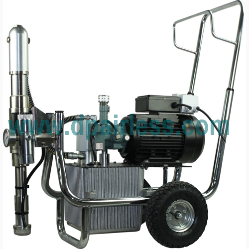 Dp-9800E ไฮดรอลิก Sprayer Airless,ไฟฟ้า Srpayer Airless