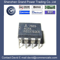 (Hot Offer) ICL7665ACPA IC VOLT DETEC DUAL OVR/UND 8-DIP