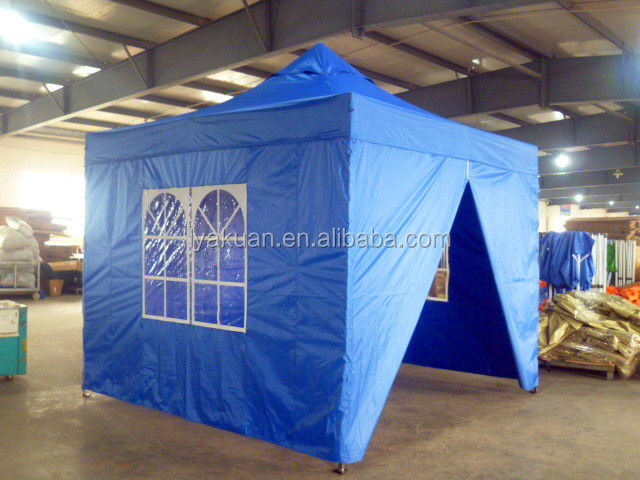 Hot Sale Outdoor Steel Frame commercial quick Folding Tent