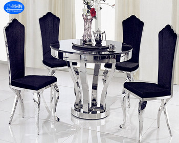 2017 standard sizes double layer dining table turntable ct835 - buy