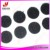 Black white colorful adhesive hook loop dots packing in roll / blister box