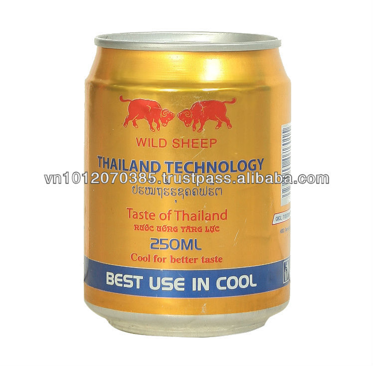 Vietnam Wild Sheep Enery Drink 250ml FMCG products
