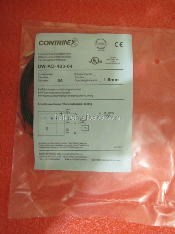 Dw-ad-403-04-290 Proximity Switch New And Original