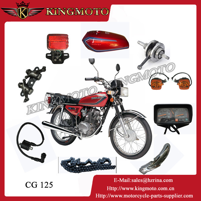 High Quality Motorcycle Side Cover For Cg125,Motorcycle Spare ...