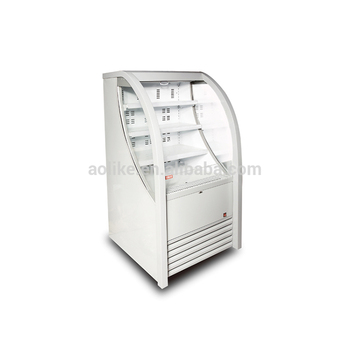 wind curtain juice refrigerator showcase