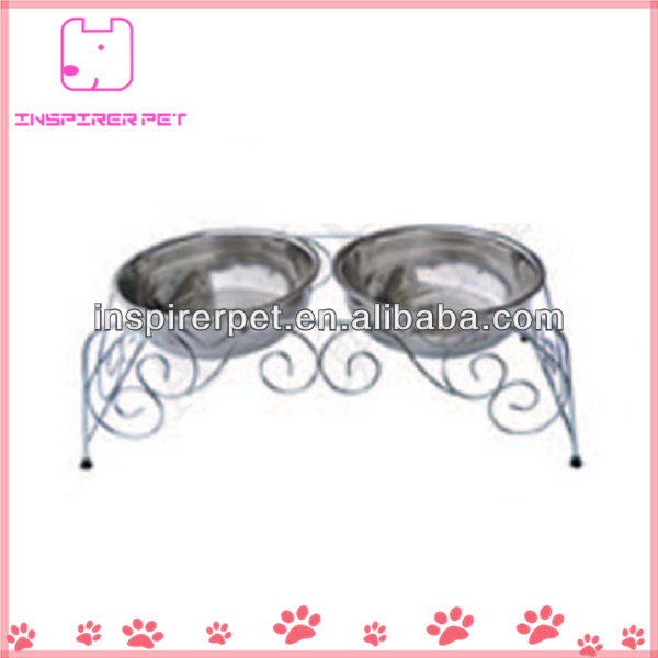 Stainless Steel Pet Bowl Stand