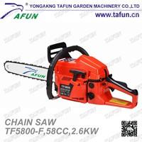 5800 single man hand chainsaw