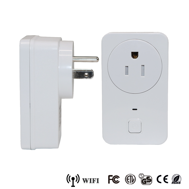 Oem Outlet Plug Wifi Socket Control Wireless Smart Home Socket, Oem ...
