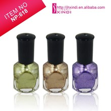 Oil Based Mettalic Glittering Nail Polish Wholesale Polish Water Proof Fast Dry Nail Laquer Private Label Nail Polish