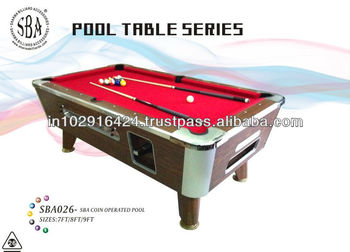 Coin pool table price what is happening to bitcoin in august for 12 foot snooker table for sale