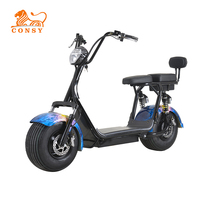China Export CONSY ES9001B Lithium Battery china electric scooter/ Citycoco
