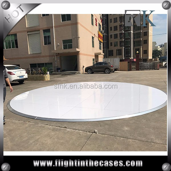 Special Design Round Dance Floor Portable Dance Floor