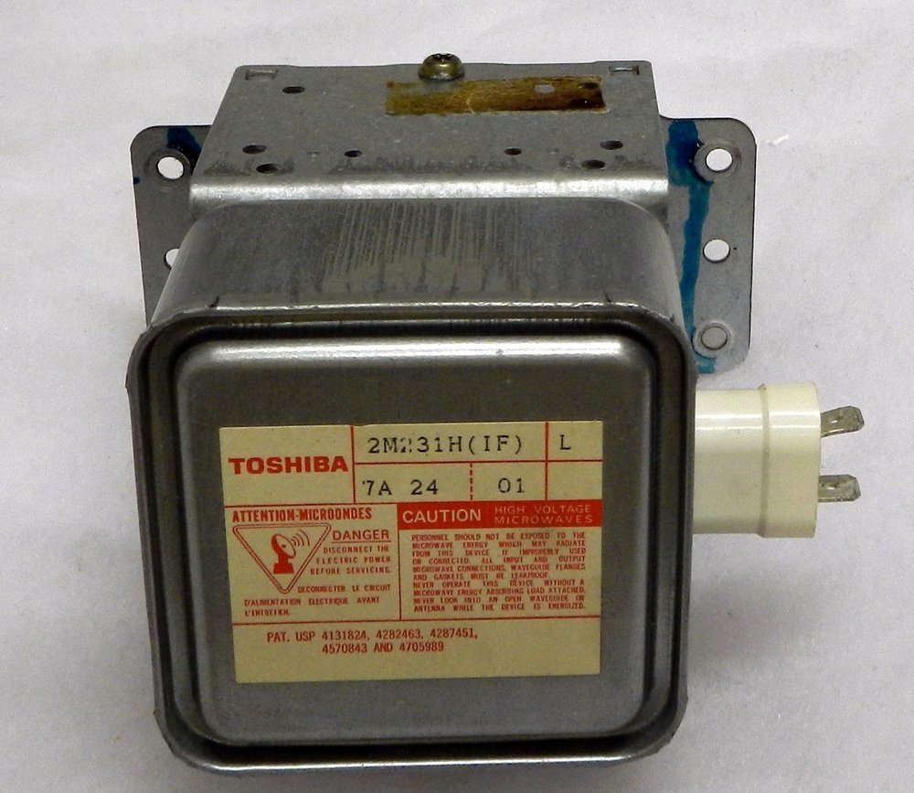 Recertified Toshiba 2M231H (IF) Magnetron
