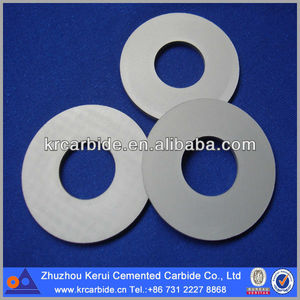 Blank of Tungsten Carbide cutting disc for cutting the paper,tabacoo and rubber
