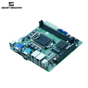 7th And 6th Gen Core i7 i5 i3 Mini ITX HIMB-160 Industrial Motherboard