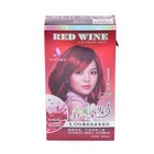 Red wine perfume hair color cream profesional