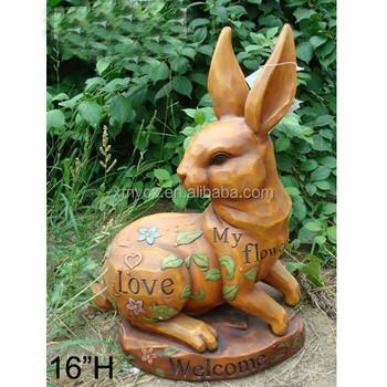 Petit Moq Résine Animal Décoration Piquets De Jardin - Buy Décoration  Animale Piquets De Jardin Product on Alibaba.com