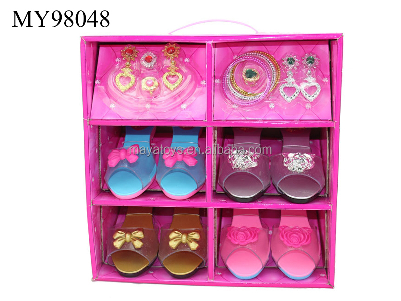 Hot-selling Plastic Girls Beauty Toy Sets,Kids Hair Accessory Gift ...