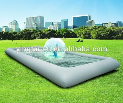 giant inflatable square adult swimming pool for sale