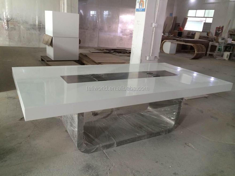 Meeting Glass Table Exclusive Office Furniture Conference