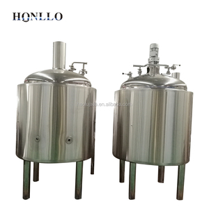100hl brewing system with lactic acid fermentation