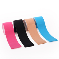 Waterproof TUV/FDA/ISO9001/ISO13485 custom sports tape wholesale kinesiology tape for athlete