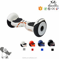 2017 new design KUKUXIA hoverboard 10 inch two wheel smart balancing electric scooter