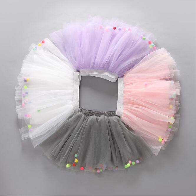 zm52838a Wholesale pink skirt black tutus for baby dress