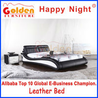 G963# 2017 latest metal bed designs i Phone HiFi bed