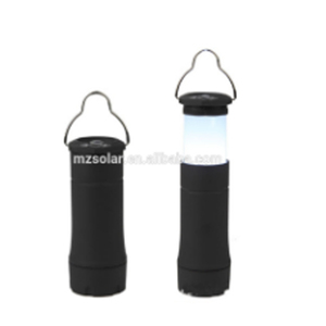 New Telescopic LED Battery Powered Camping Lamps