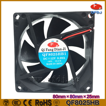 electric cooling fans. 8cm acoustic equipment cooling fan,24v/12v dc air electric motor small size appliance fans n