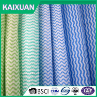 spunlace nonwoven super wipe /absorbent cloth