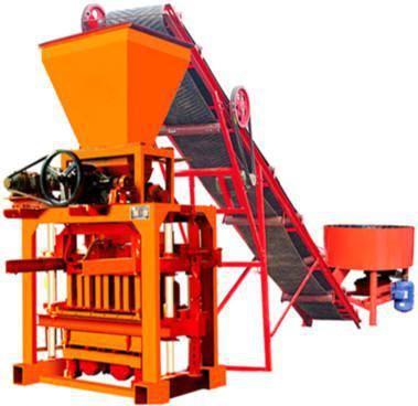 ZCJKQTJ4-40A construction equipment / building blocks making machine/ small scale block machine for sale