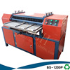 99.99% Separation! BS-1200P Radiator Assembly Kobelco Aluminum Radiator Core Material Radiator Recycling Machine