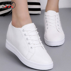 YiWu factory wholesale delicacy women shoes from china casual women shoes 2018