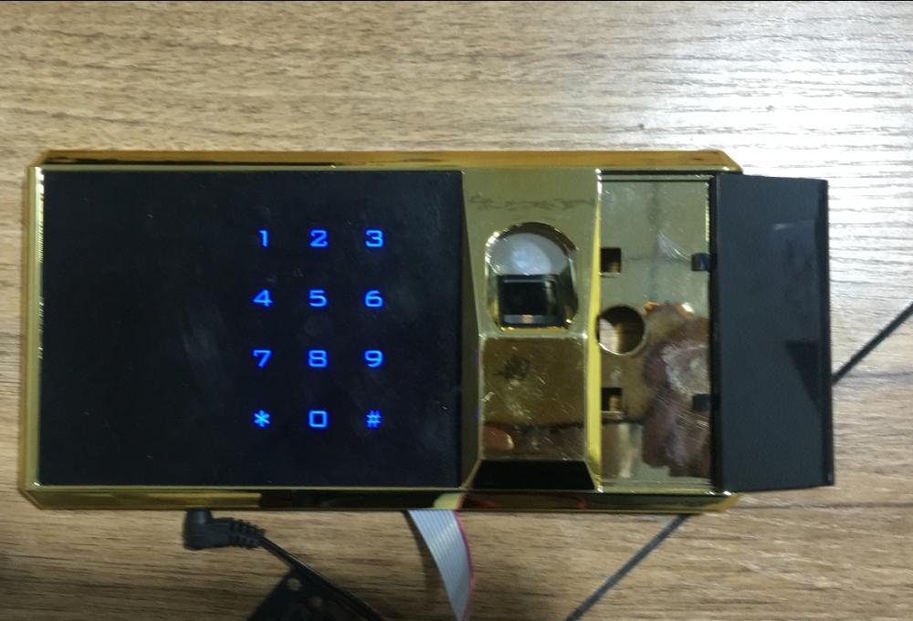 Fabrikanten verkopen veilig vingerafdruk slot archiefkast
