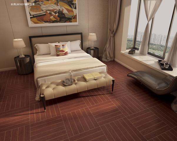 LM1632 Wood Look Ceramic Floor Tile