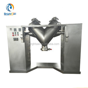 v blending chemical machine for sale v shape chemical mixer industrial v shape dry powder mixer for chemical pharmaceuticals