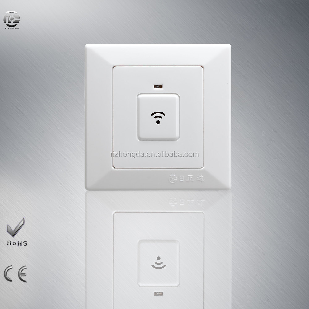 Intelligent switch supplier sound sensor switch